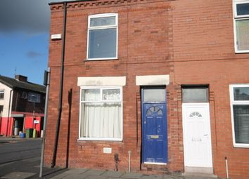 Thumbnail 2 bed end terrace house to rent in Renshaw Street, Eccles, Manchester