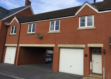 Thumbnail 2 bed flat for sale in Irons Way, West Wick