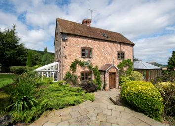 Thumbnail 5 bed farmhouse for sale in Habberley, Pontesbury