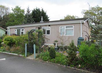 Thumbnail 2 bedroom mobile/park home for sale in Mytchett Farm Park (Ref 5583), Mytchett, Camberley, Surrey