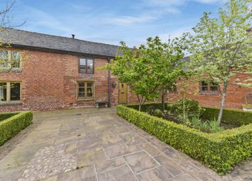 Thumbnail 2 bedroom barn conversion for sale in Woodseaves, Market Drayton