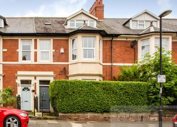 Thumbnail 5 bed terraced house for sale in Linden Road, Gosforth, Newcastle Upon Tyne