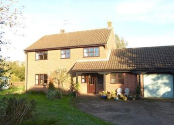 Thumbnail 5 bed detached house to rent in Richmond Close, Honingham, Norfolk