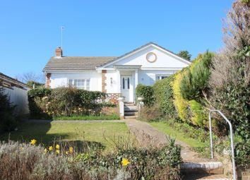 Thumbnail 3 bed bungalow for sale in Gorham Avenue, Rottingdean, Brighton