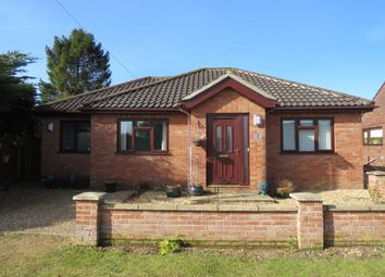 Thumbnail 3 bed detached bungalow for sale in The Drove, Brandon