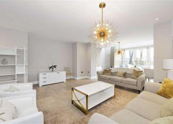 Thumbnail 2 bedroom flat to rent in Lyndhurst Road, Hampstead, London