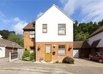 Thumbnail 4 bed detached house for sale in Roding Drive, Kelvedon Hatch, Brentwood, Essex