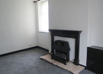 Thumbnail 3 bed end terrace house to rent in Russell Street, Bacup