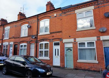 Thumbnail 2 bedroom terraced house for sale in Warren Street, Leicester