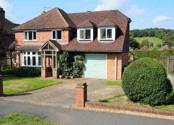 Thumbnail 4 bed detached house for sale in Barnett Lane, Wonersh, Guildford