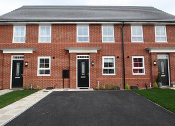 Thumbnail 3 bedroom terraced house to rent in Fuchsia Road, Northwich