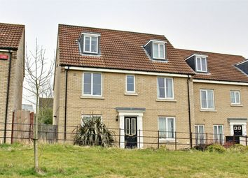 Thumbnail 5 bed detached house to rent in Woodpecker Way, Great Cambourne, Cambourne, Cambridge