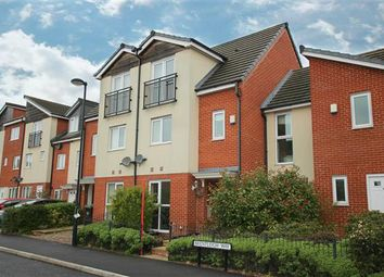 Thumbnail 4 bed town house for sale in Brentleigh Way, Hanley, Stoke-On-Trent
