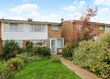 Thumbnail 3 bed semi-detached house to rent in Royal George Road, Burgess Hill