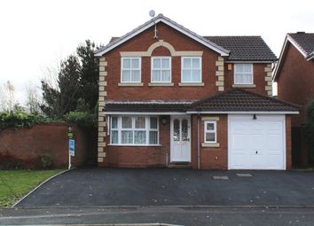 Thumbnail 4 bedroom detached house for sale in Addenbrook Way, Tipton