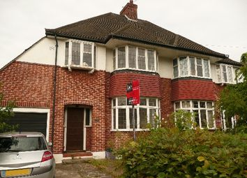 Thumbnail 3 bed semi-detached house to rent in Copse Hill, London
