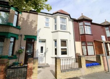 Thumbnail 4 bed terraced house to rent in Norfolk Road, Romford
