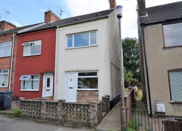 Thumbnail 2 bed end terrace house for sale in North View Street, Carr Vale, Bolsover