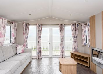 Thumbnail 2 bed mobile/park home for sale in Bakers Score, Corton, Lowestoft