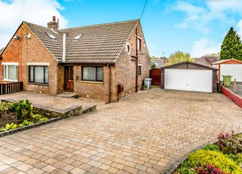 Thumbnail 4 bedroom semi-detached house for sale in Mountjoy Road, Edgerton, Huddersfield