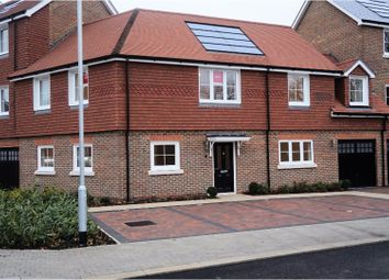 Thumbnail 4 bed terraced house for sale in Breething Road, Sevenoaks