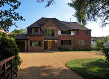 Thumbnail 5 bed detached house for sale in Sutton Place, Abinger Hammer