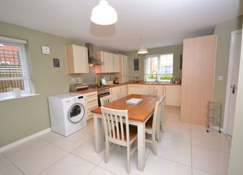 Thumbnail 3 bed detached house for sale in Sam Harrison Way, Duston, Northampton