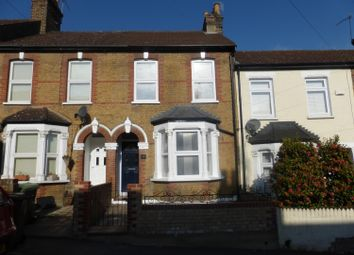 Thumbnail 2 bed terraced house to rent in Stanmore Road, Belvedere, Kent