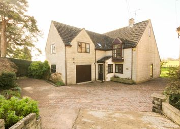 Thumbnail 4 bed detached house for sale in Wotton Road, North Nibley, Dursley