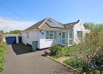 Thumbnail 3 bed detached bungalow for sale in Ashley Common Road, Ashley, New Milton