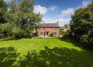Thumbnail 4 bed detached house for sale in Crimbles Lane, Cockerham, Lancaster