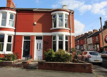 3 bed end terrace house for sale in Victoria Road, Aigburth, Liverpool L17