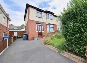Thumbnail 3 bed semi-detached house to rent in Claremont Road, Runcorn