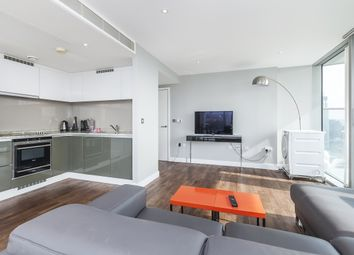Thumbnail 2 bed flat to rent in Landmark East Tower, Marsh Wall, London