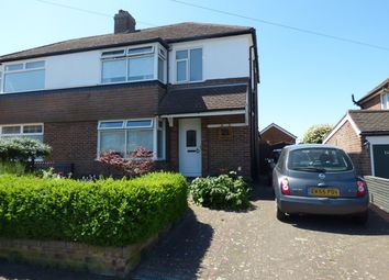 3 bed semi-detached house for sale in Eugster Avenue, Kempston, Bedford MK42