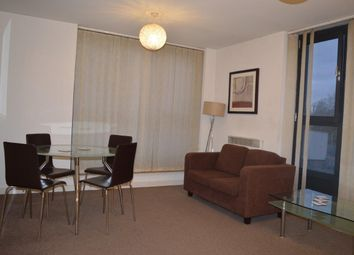 Thumbnail 1 bed flat to rent in Hallsville Rd, London