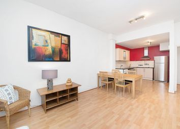 Thumbnail 1 bed flat to rent in Breezers Court, The Highway, London