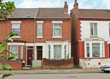 Thumbnail 2 bedroom end terrace house for sale in Wyley Road, Radford, Coventry, West Midlands