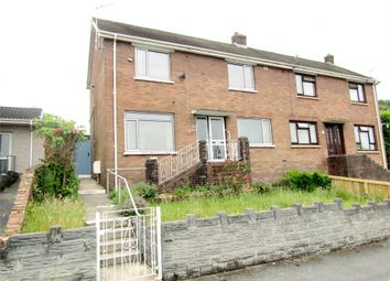 Thumbnail 3 bed semi-detached house for sale in Coedyclun, Trimsaran, Kidwelly, Carmarthenshire
