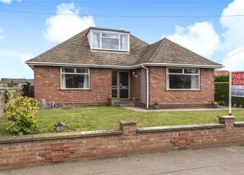 Thumbnail 3 bed bungalow for sale in High Street, Swinstead