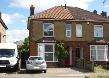 Thumbnail 3 bed semi-detached house for sale in Wisbech Road, March