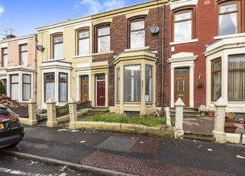 Thumbnail 4 bed terraced house for sale in Burlington Street, Blackburn