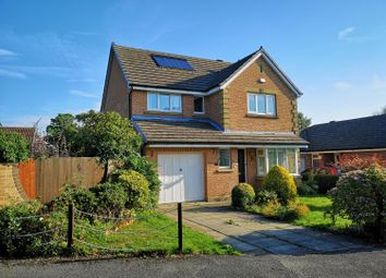 Thumbnail 3 bed detached house to rent in Stonefield Avenue, Easingwold, York