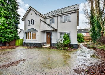 Thumbnail 4 bedroom detached house for sale in Woodhouse Lane, Sale, Greater Manchester