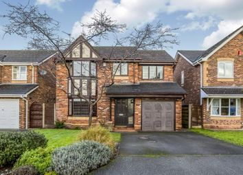 Thumbnail 4 bed detached house for sale in Brook Way, Nantwich, Cheshire