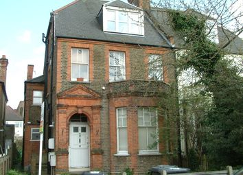 Thumbnail 1 bed flat to rent in Killieser Avenue, Streatham Hill