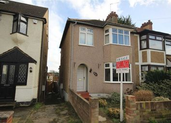 Thumbnail 3 bedroom property for sale in Hornchurch, Essex