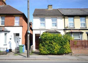 Thumbnail 2 bed end terrace house for sale in Ash Road, Aldershot, Hampshire