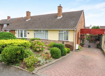 Thumbnail 2 bed semi-detached bungalow for sale in Odiham Close, Tamworth