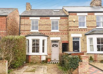 Thumbnail 4 bedroom end terrace house for sale in Harpes Road, Oxford